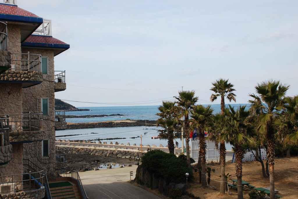 jeju english camp sea view