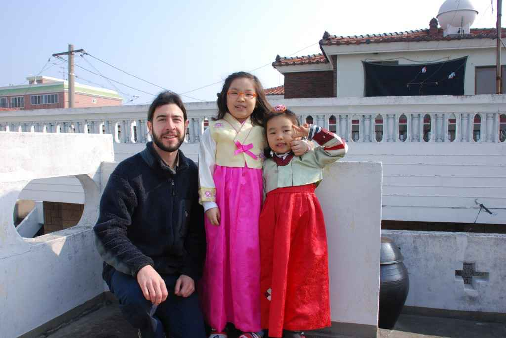 lunar new year korea stephen children