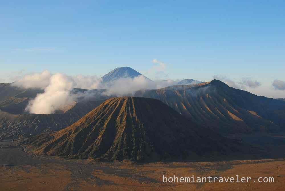 Sunrise Over Mt Bromo Indonesia