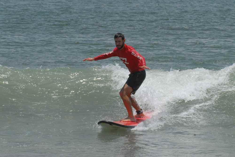 Stephen at Pro Surf School in Bali (8)