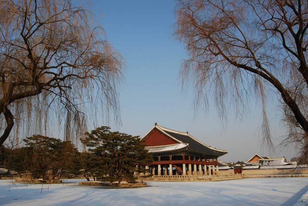 Gyeongbokgung Palace Seoul Korea (4)
