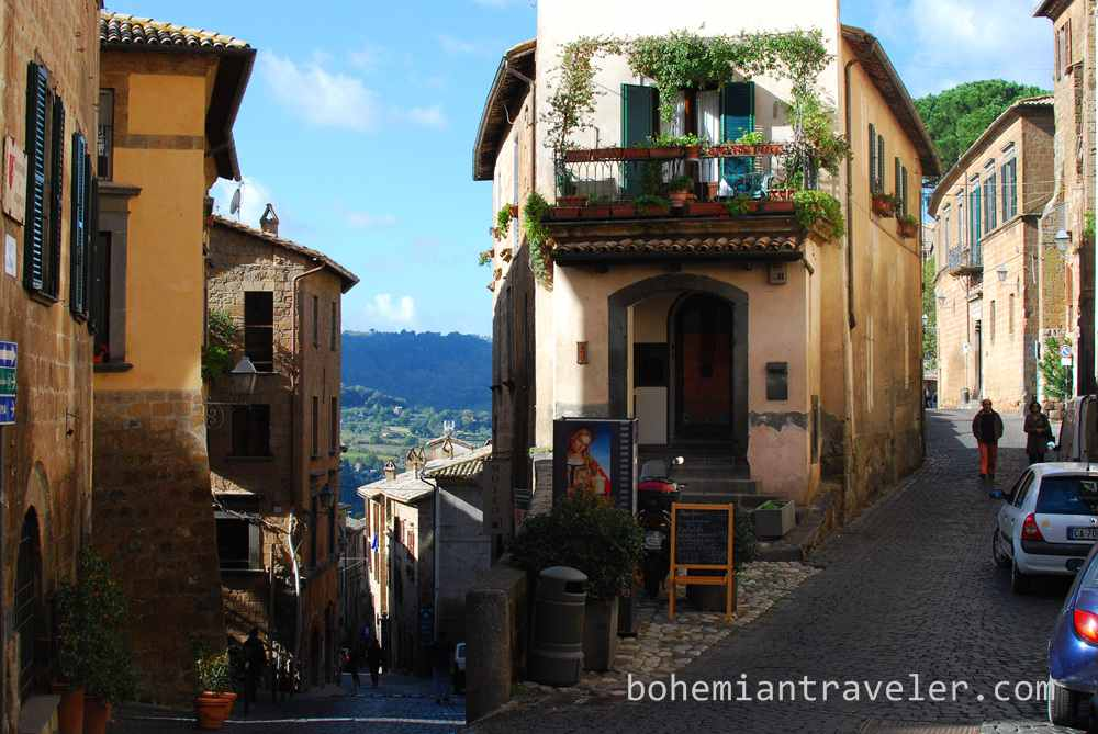 A Walk around Orvieto Italy [Photos]