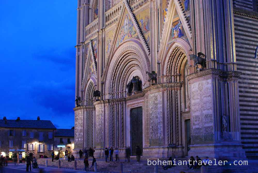 A Walk around Orvieto Italy Photos