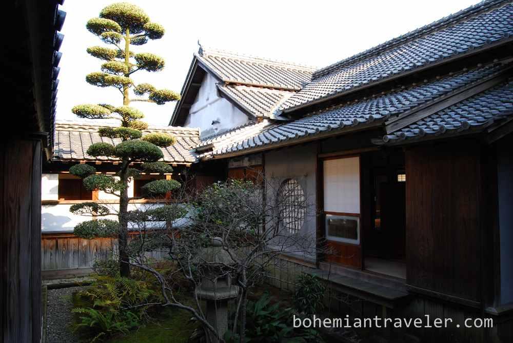 Hosokawa Gyobutei residence (13)