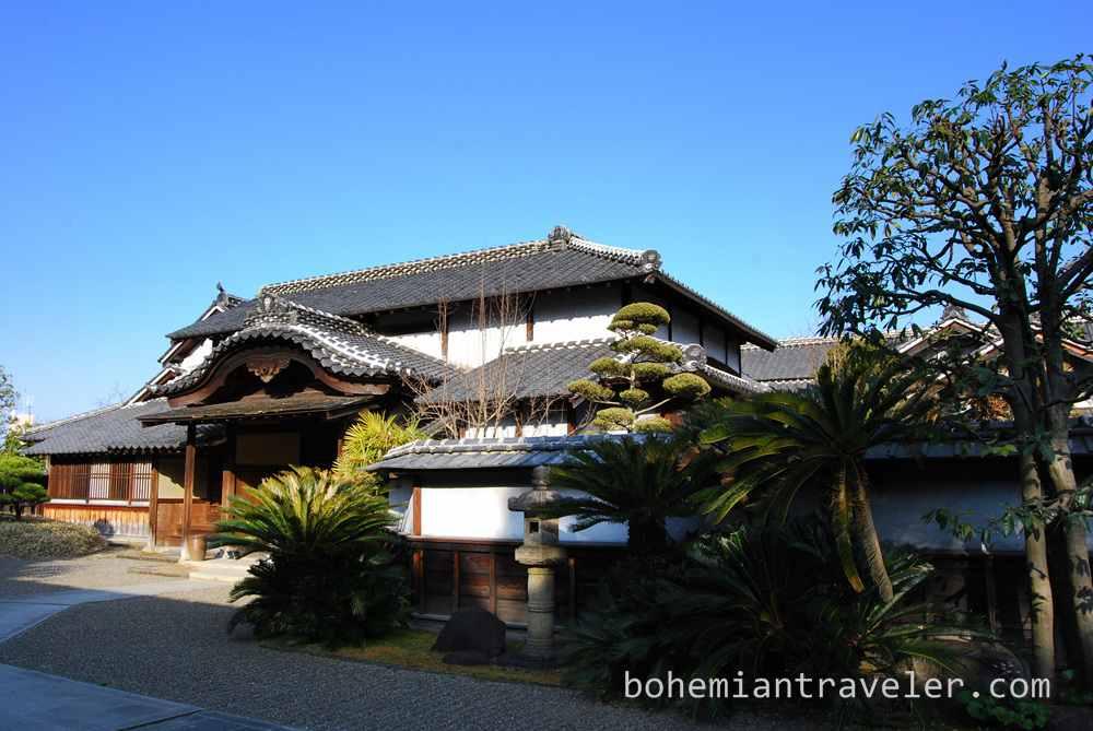 Hosokawa Gyobutei residence (3)