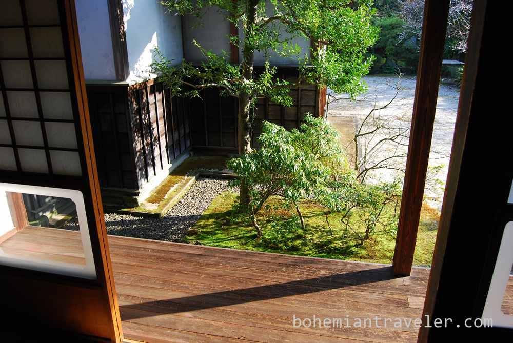 Hosokawa Gyobutei residence (4)