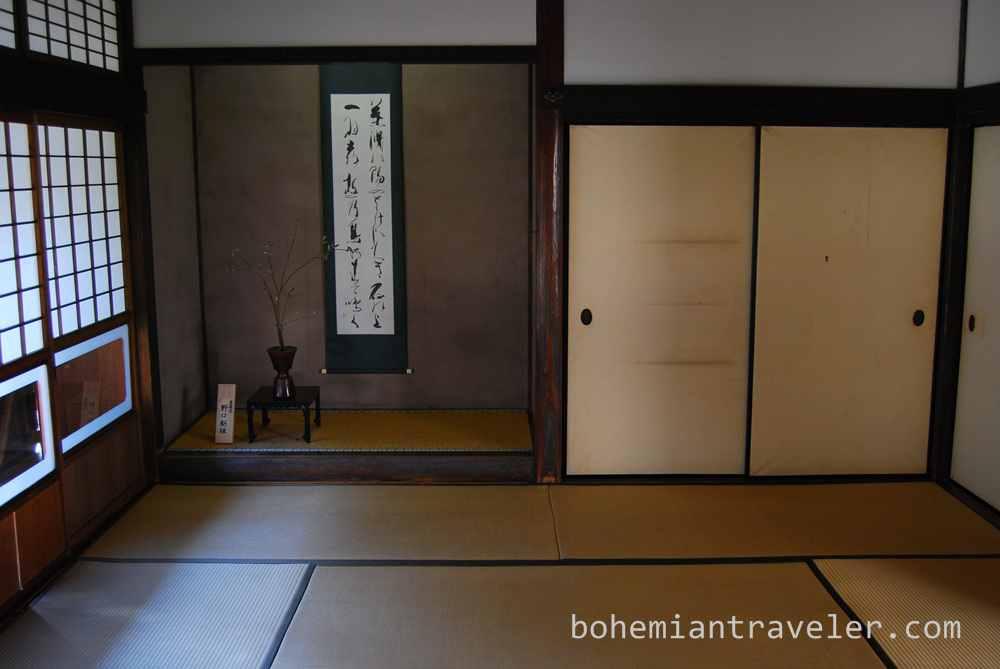 Hosokawa Gyobutei residence (5)