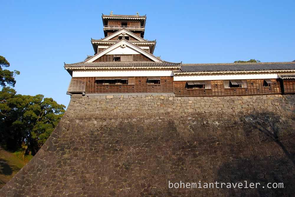 Kumamoto Castle (3)