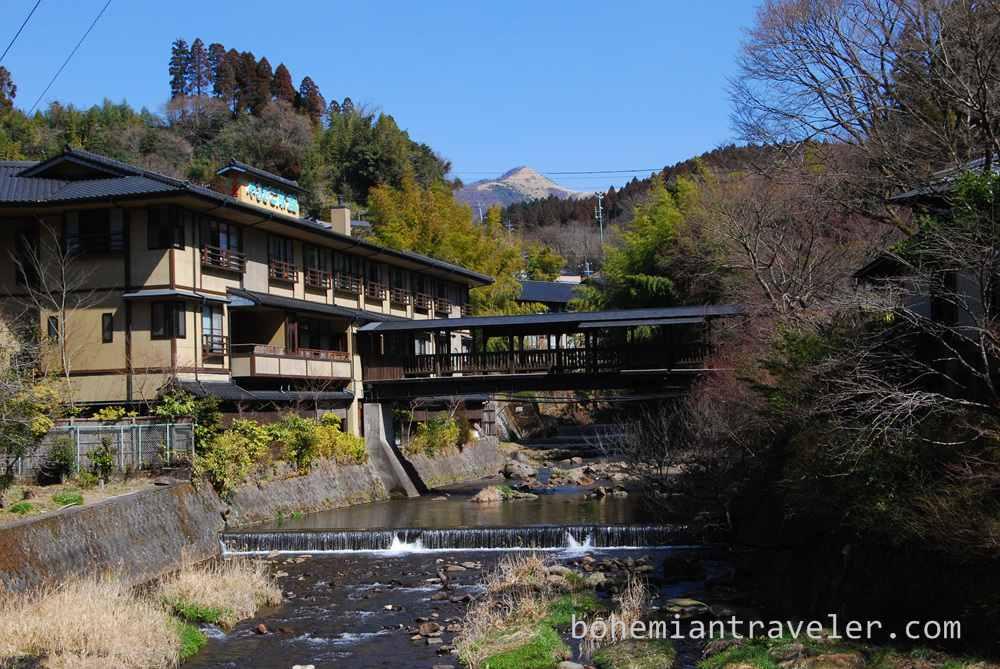 Kurokawa Onsen village view (6)