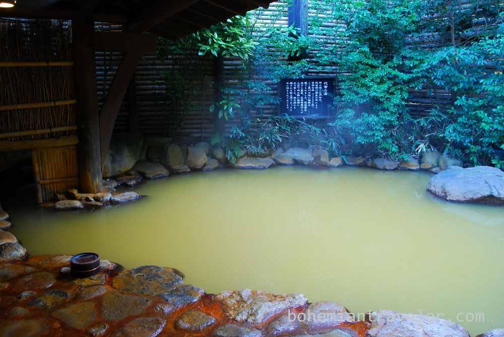 Okyakuya ryokan onsen at Kurokawa Onsen village Kyushu Japan (10)