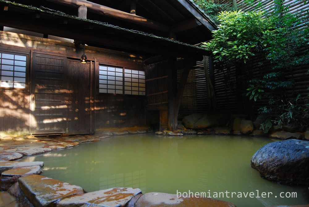 Okyakuya ryokan onsen at Kurokawa Onsen village Kyushu Japan (8)