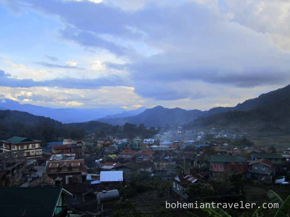 view over Sagada Philipines (2)