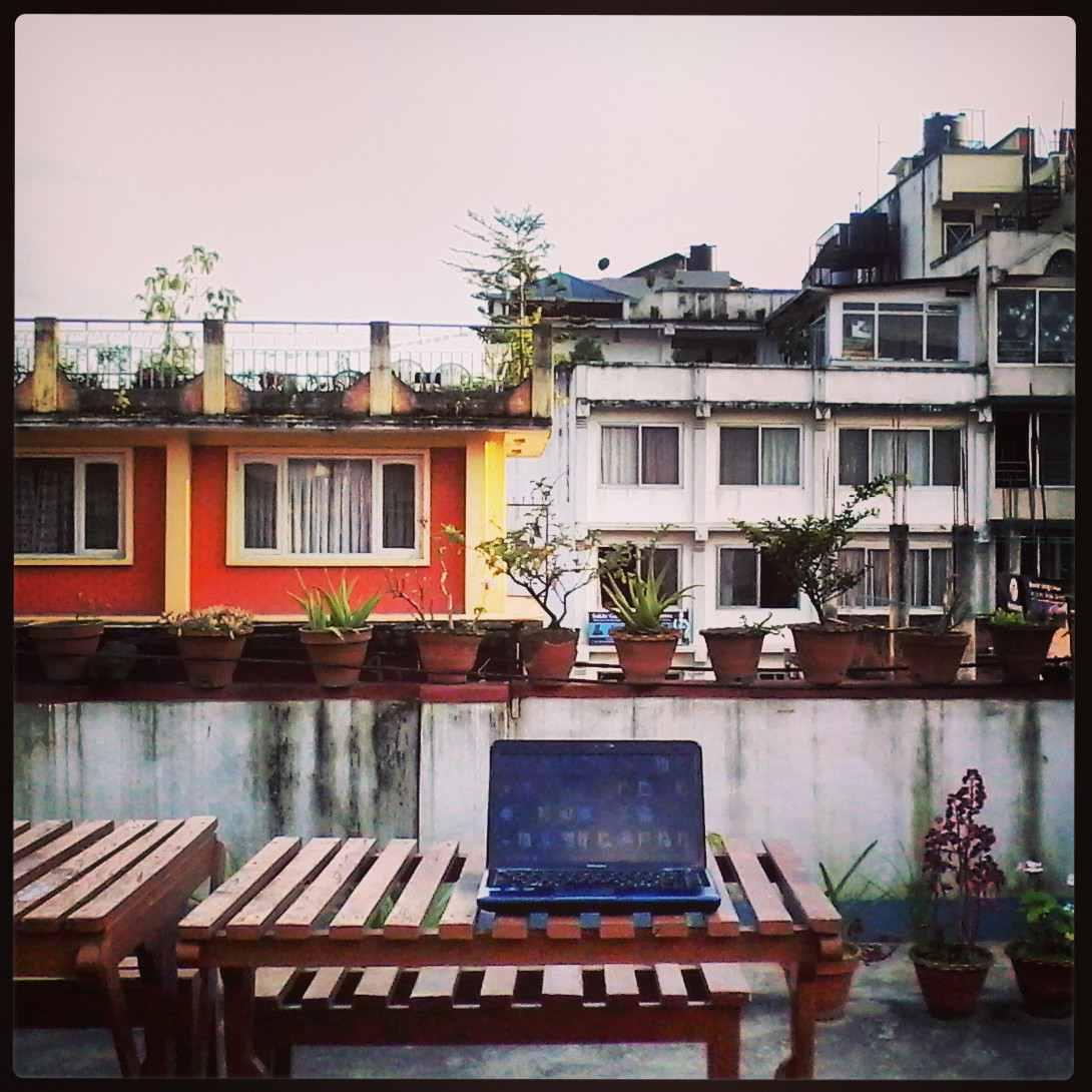 A Digital Nomad in Kathmandu