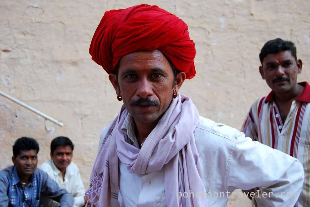 Rajasthani Portraits