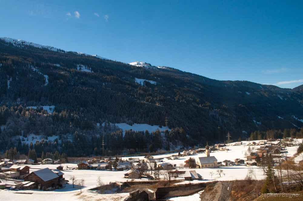 arlbergline sceninc railway