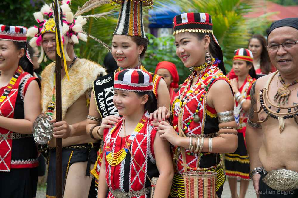 Celebrating Gawai, the Harvest Festival in Borneo