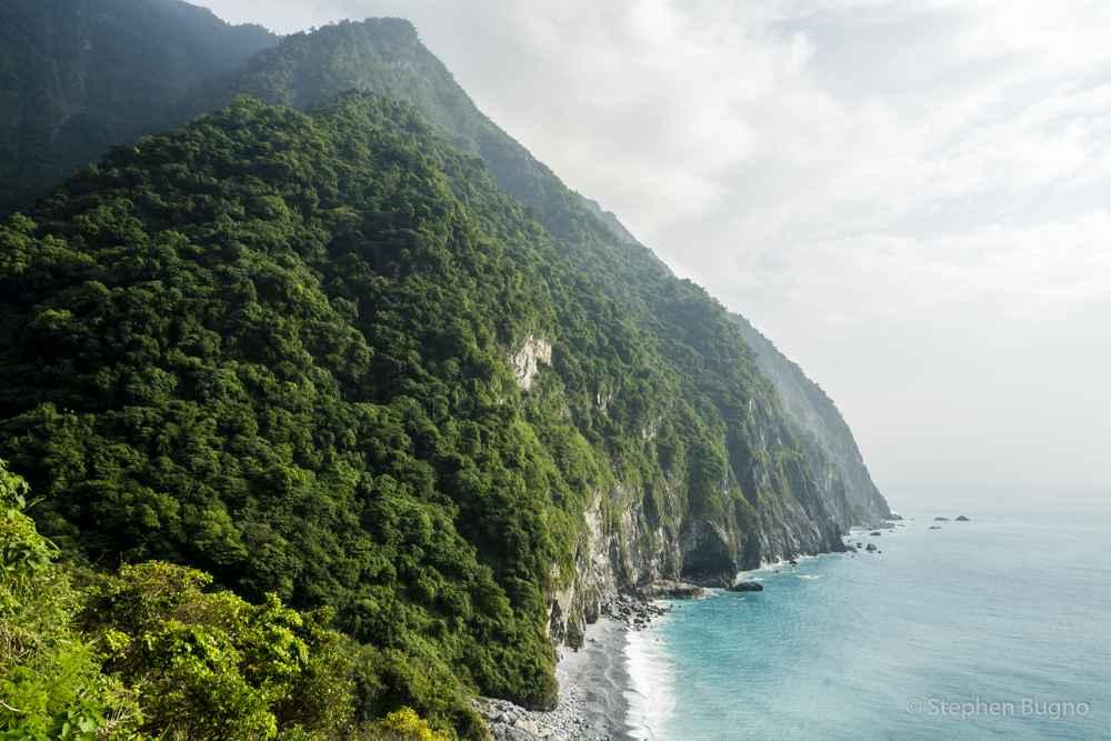 Qixingtan Beach and the Qingshui Cliffs