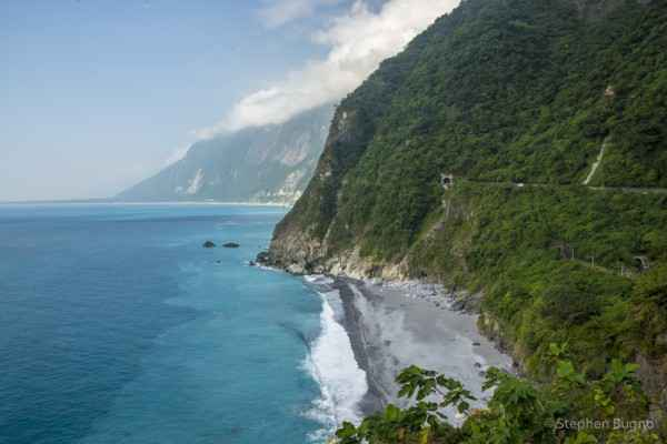 Qixingtan Beach and the Qingshui Cliffs