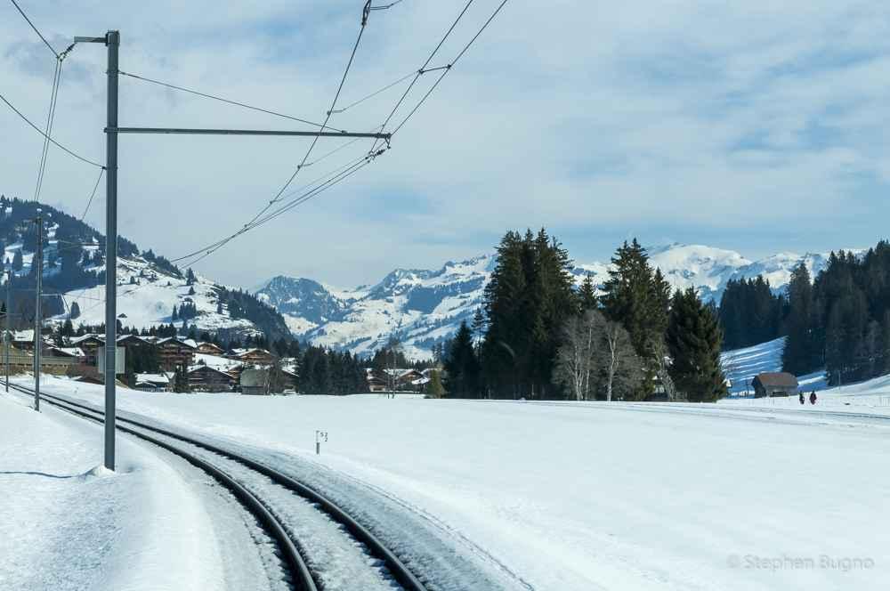eurail route