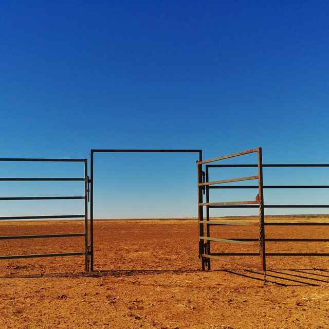 The Australian Outback via Instagram