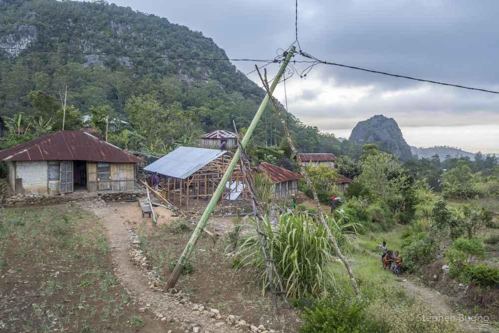 Visiting Fatumenasi Village West Timor