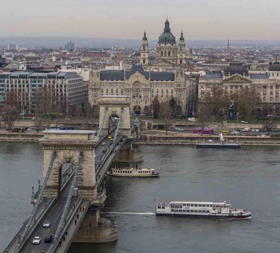 being location independent in Budapest