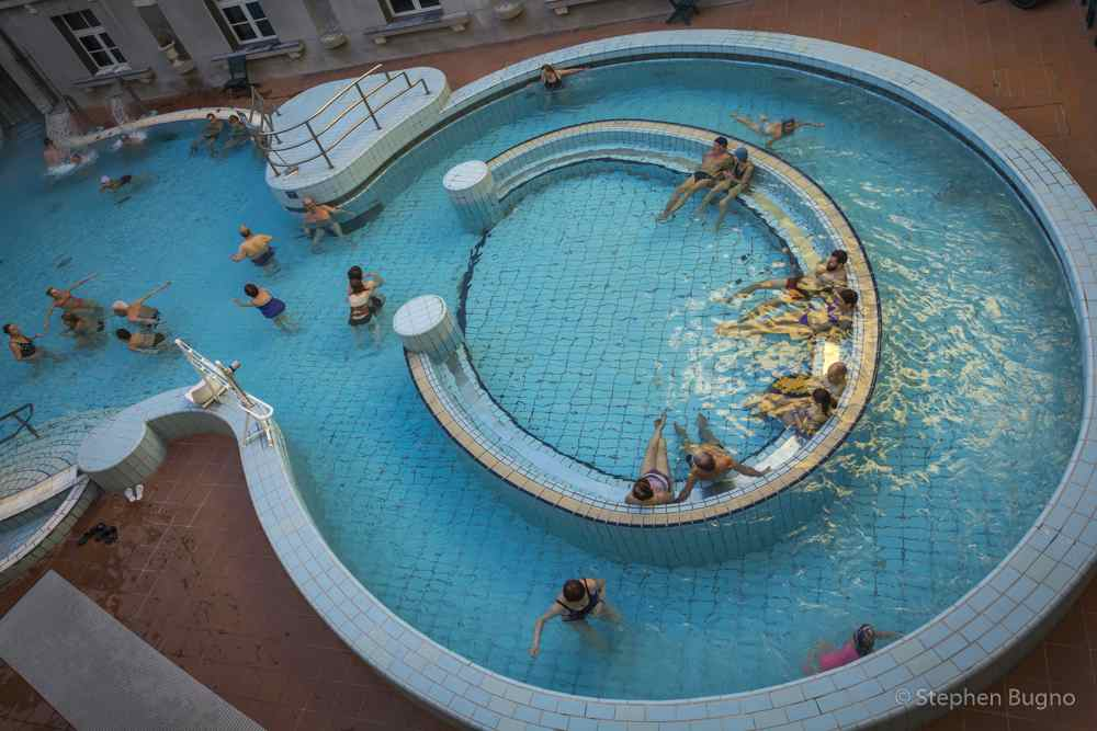 budapest's thermal baths