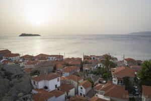 going to lesvos greece