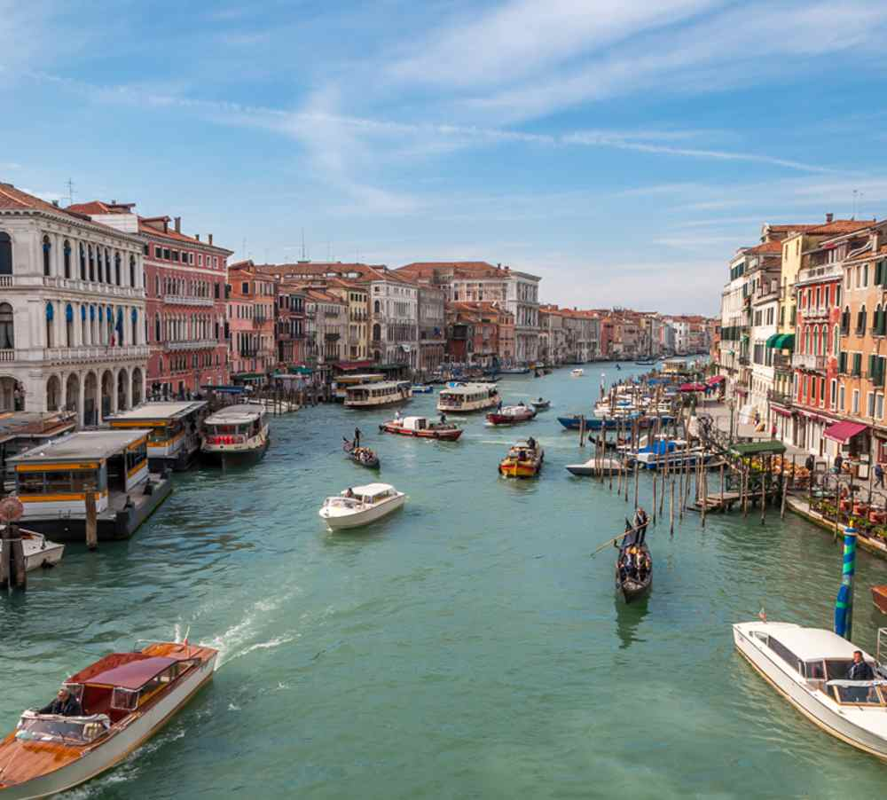Making Sense of Venice with all the Tourists